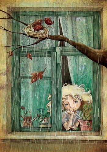 Ilustración de Alessandra Fusi