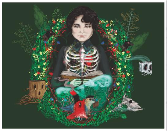 Ilustración de Paula Mayor, 2016